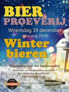 Proeverij Bier en Spijs @ Bierencafé Persee