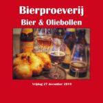 Proeverij bier en oliebollen @ Bierencafé Persee
