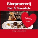 Proeverij bier en chocolade @ Bierencafé Persee