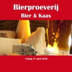 Proeverij bier en kaas @ Bierencafé Persee