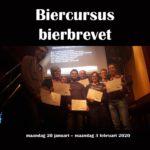 Biercursus bierbrevet @ Burgerweeshuis